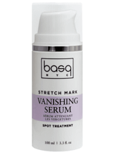 Basq NYC Stretch Mark Vanishing Serum Review
