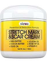 Sieva Stretch Mark & Scar Cream Review